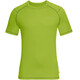 VAUDE Hallett t-shirt Heren groen